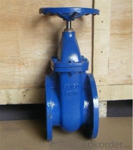 Ductile Iron Bs5163 Gate Valve