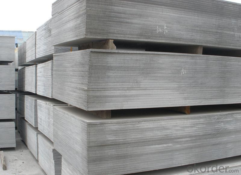 CE Approved sbestos Free Fiber Cement Board