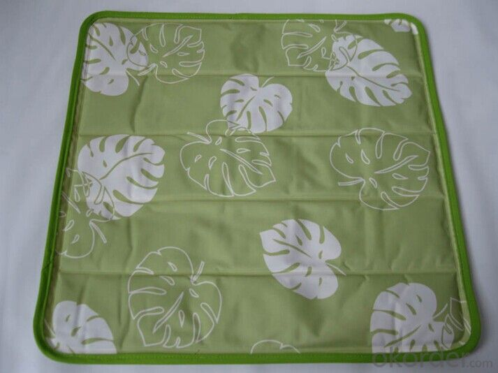 GREEN LEAVES COOL PCM MAT