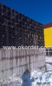 reusable formwork for construction