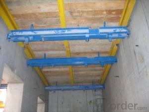 Concrete Formwork System's Operating Platform