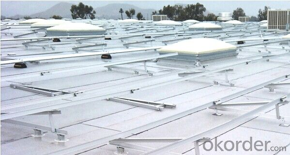 Fixed Tilt Solar Racking System