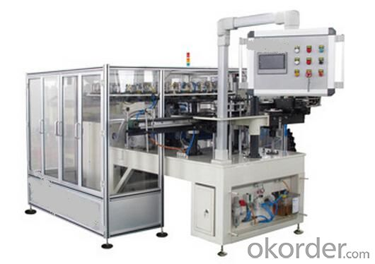 Automatic Deduction Cans Molding Machine for Can Manufacturers
