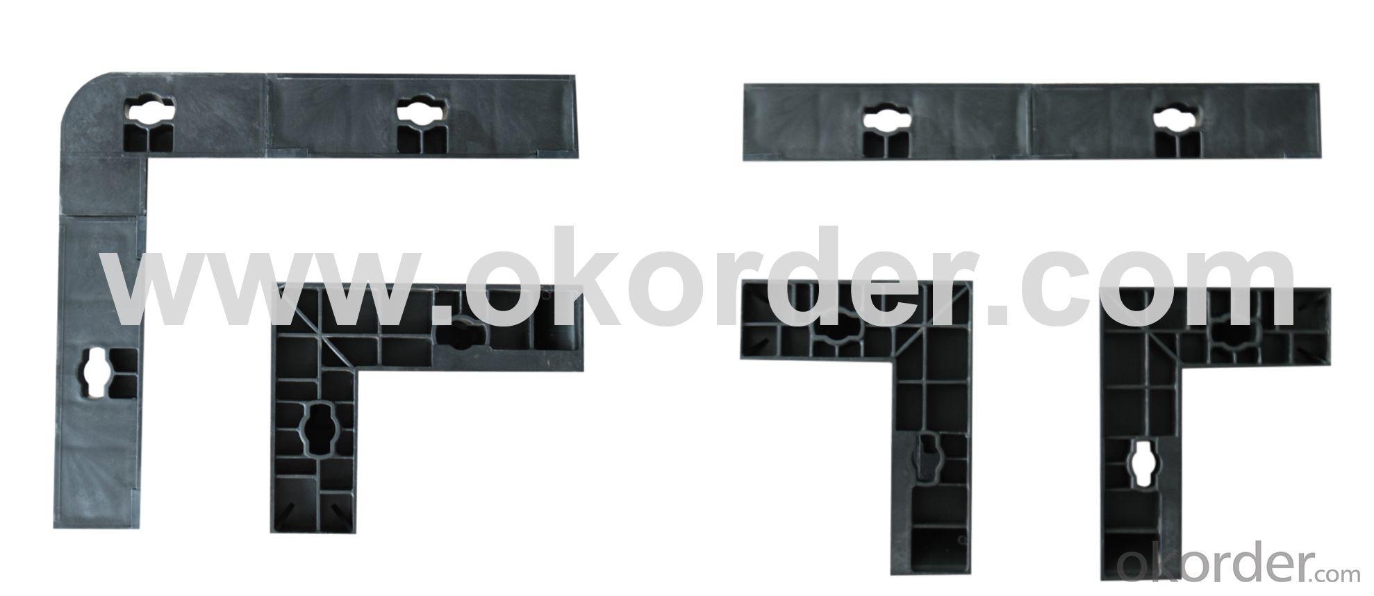 Plastic Formwork System - Corner Formwork