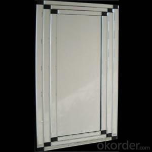 interior bathroom decorative mirror
