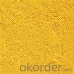 iron oxide yellow pigment 313