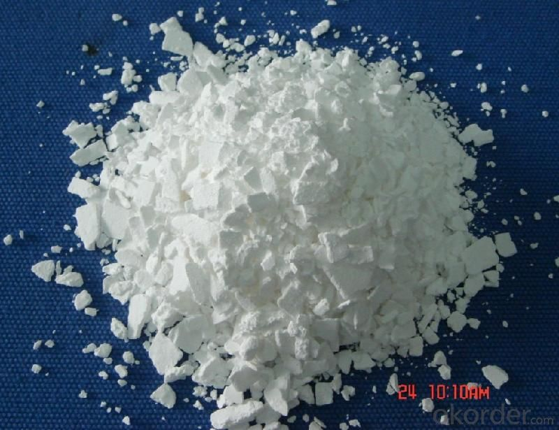 Calcium Chloride 74% with High Quality and Comeptitive Price