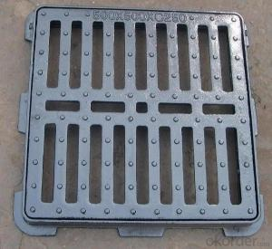 Get somewhere you nodular cast iron manhole covers