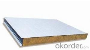 Rock wool board  High acidity coefficient