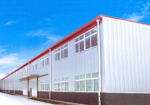 Heavy Steel Structure Prefabricated House