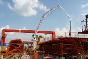 HG24 Stationary Concrete Placing Boom