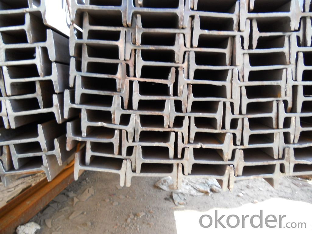 Buy Alloy Low Carbon Steel I Beam For Structure Price Size