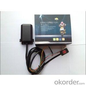 TK009 Motorcycle GPS Tracker with water proof IP67 Level, Stop engine, Alarm System, Support SD Card