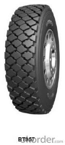 Truck and Bus Radial Tyre with High Quality  BT957
