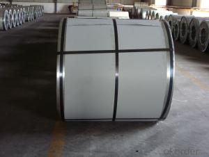 GALVANIZED STEEL IN COIL
