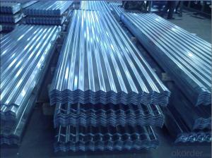 Corrgated Sheet/ Hot-Dip Galvanized Steel Sheet