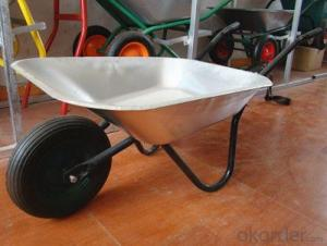 Qingdao Factory Wheelbarrow WB6204