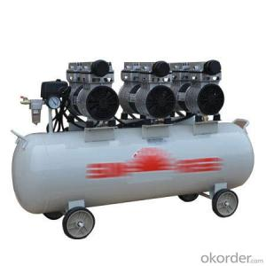 Oilless piston air compressor  SHW-55080