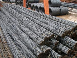 Hot Rolled Carbon Steel Rebar 14mm with High Quality