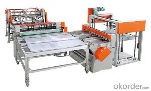 AUTO METAL CUTTING MACHINE