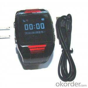 Mini Watch GPS Tracker system for person