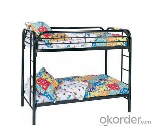 Steel Tube Bunk Bed