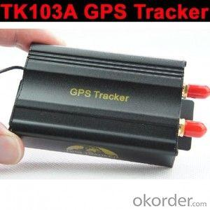 TK103 GPS Tracker Support Stop engine, SD Card, External antenna