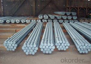 Bearing Steel bar for 12_180