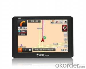 Best Sell 5 inch GPS Navigation for Car