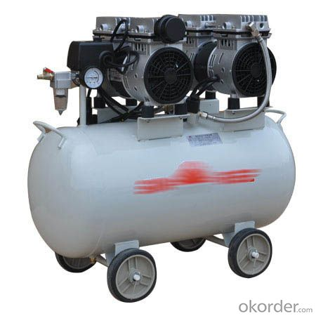 Oilless piston air compressor  SHW-75050