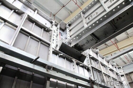 High-end Aluminum Formwork System