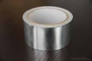 FIRE RETARDANT ALUMINUM FOIL TAPE T-F3604SP