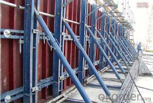 Single-side Climbing Bracket SCB180 formwork system