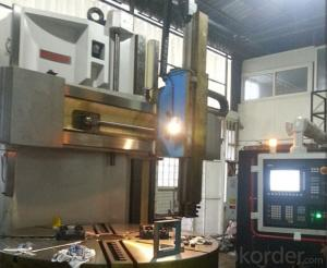 Heavy Vertical Turning VTL CNC Lathe Machine
