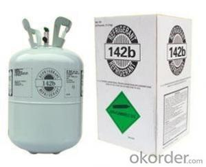 Refrigerant R142b Gas