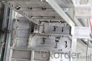 China High Quality and Lightweight Construction Aluminum Formwork System