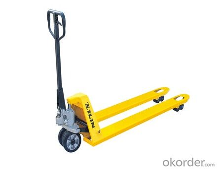 BFL MULTI-FUNCTION HAND PALLET TRUCK