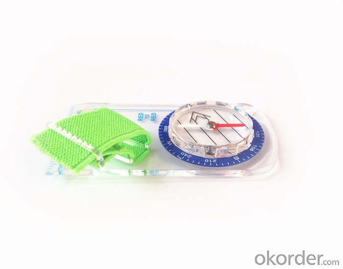 Professional Mapping Scale Mini Compass for Surveying