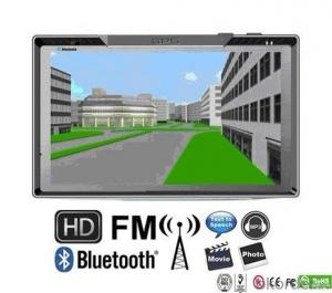 New 7 inch GPS with GPS/GPRS module