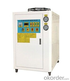 Water Chiller For Tin Can Seam Welding Machine