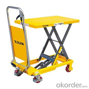 EU Type Manual Lift Table- SP150