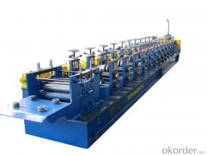 U profile cold bending forming machine