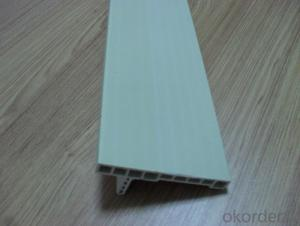 WPC Door Frame Highly Resistant to Mositure and Termites