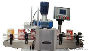 Automatic Milk Powder Seaming Machine for Tin Can Filling Sealing and making line