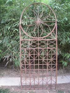 WILLOW TRELLIS DECORATION SCREENING