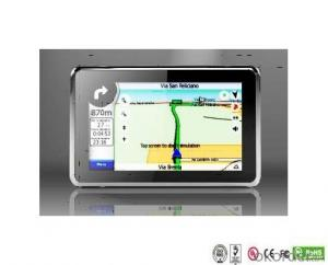 On sale 4.3 inch GPS with Bluetooth, AVIN, Built-in Memory, wireless rear view camera, ISDB-T, Radar Detector