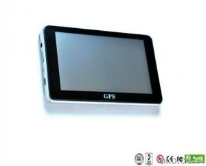 Popular 5 inch GPS Navigator with Global Map