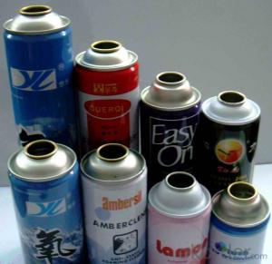 Multi-Purpose Lubricant Aerosol Can With Lid