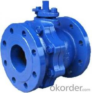 DCI Ductile Iron Ball Check Valves for Drinking Water