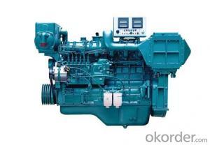 yuchai YC6B 120'165'kw-2300rmp marine engine